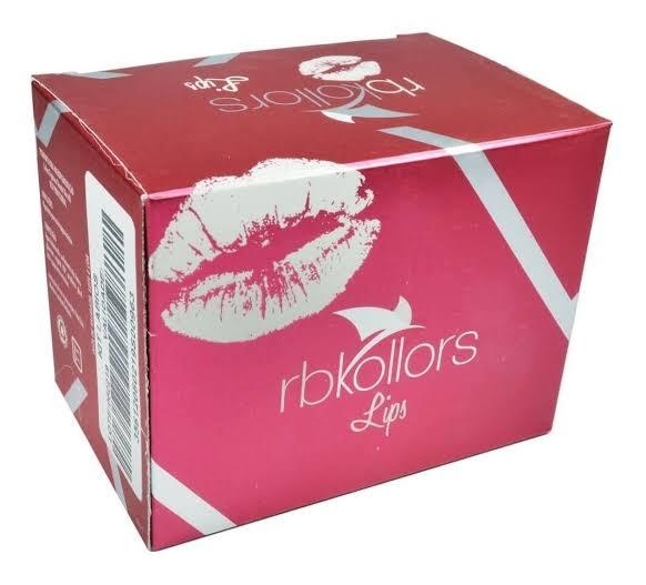 Kit Lábios RB Kollors Lips